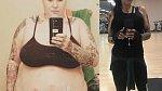 Mamince tří dětí Ashley Kaye Fumagalli z Kalifornie se podařil zázrak. Během roku a půl se jí podařilo zhubnout 82 kilogramů. Dívka, která trpěla nízkým sebevědomím způsobeným šikanou, tak změnila své míry boubelky na míry mode...