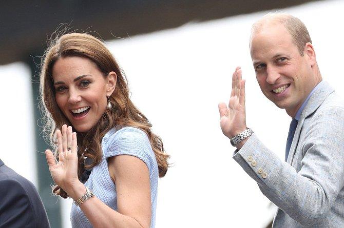 Kate a William mají spoustu povinností.