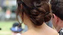 Princezna Eugenie odhalila ve svatebních šatech velkou jizvu.