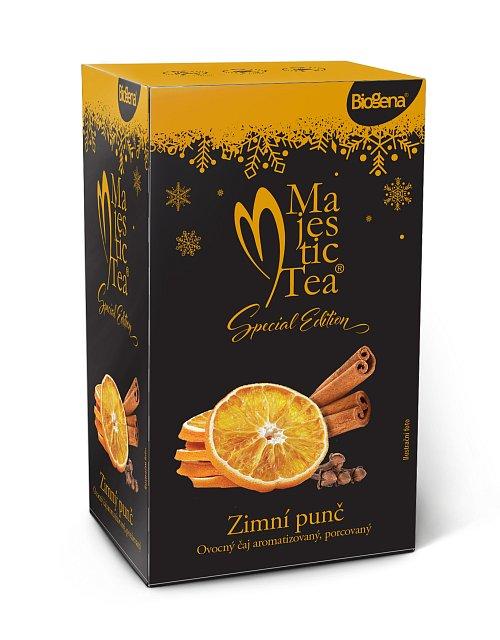 Lahodné čaje řady Majestic Tea
