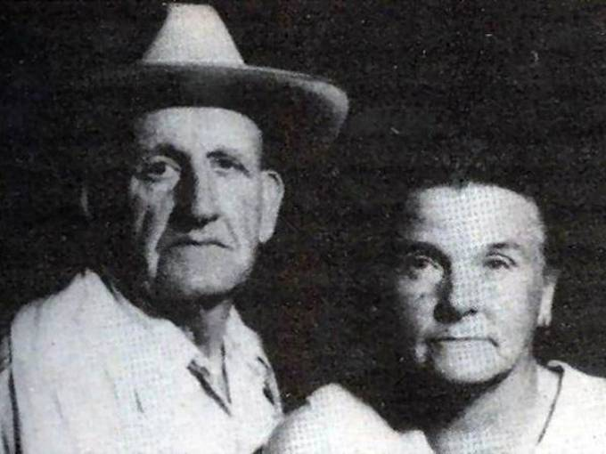 Ray a Faye Copelandovi. Pohodoví farmáři.