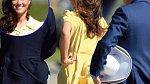 Kate Middleton si musí dávat na oblečení pozor!
