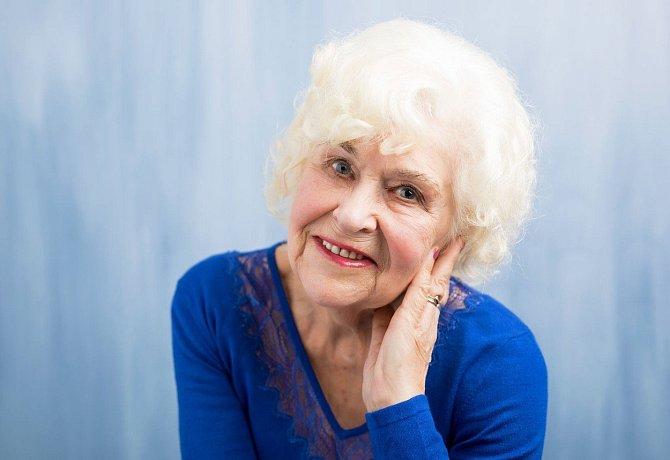 Jsou i babičky, co se rády šlechtí.