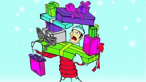 5 věcí, které o svátcích po partnerovi nechtějte