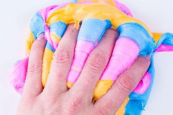 Zabořte prsty a tvořte podle svého.