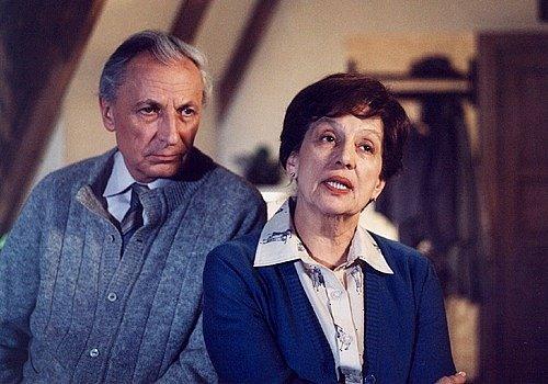 Ladislav Chudík a Dana Medřická