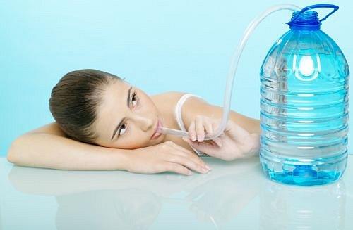Pitný režim - voda