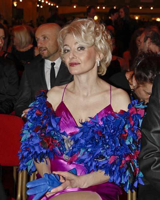 Veronika Žilková dnes často doprovází manžela na nejrůznější společenské události.