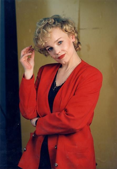 Veronika Jeníková bývala velká kráska!