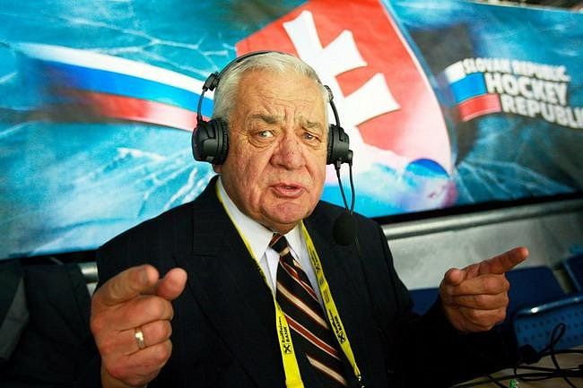 Karol Polák, slovenský komentátor