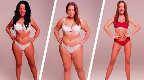 Jak si představují muži z celého světa dokonalé ženské tělo? Které zemi nejlépe odpovídá to vaše?