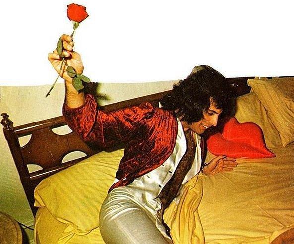 Freddie Mercury 1975