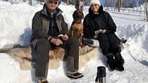 Švědský král Karel XVI. Gustav a královna Silvia