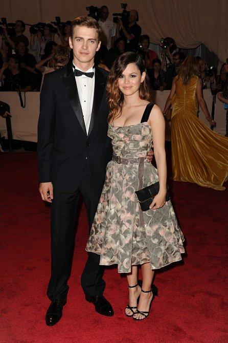 Hayden Christensen a Rachel Bilson