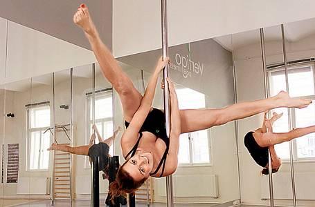 Fitness novinka: Pole dance