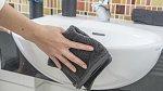 Ilustrační foto - odstraňuje skvrny od mýdla v koupelně