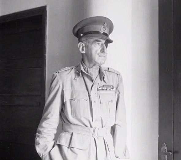Sir Adrian Carton de Wiart - Přežil tři války v průběhu šesti dekád