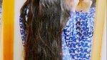 Takové vlasy nemá jen tak někdo.
