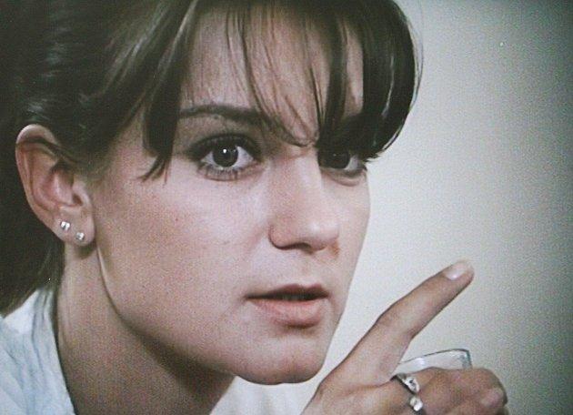 Petra Pyšová byla v době natáčení patnáctiletá.