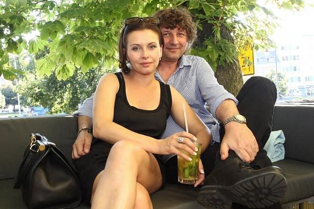 S manželkou Danou Morávkovou tvoří jeden z nejstabilnějších párů mezi českými celebritami