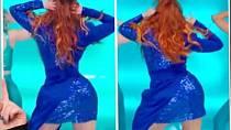 Zpěvačka Meghan Trainor ve videoklipu k její písni Me Too zeštíhlela proti své vůli.