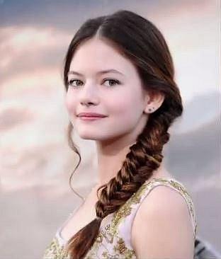 Mackenzie Foy - Tuto dívenku jistě znají fanoušci upírské ságy Stmívání, kde ztvárnila dceru Belly a Edwarda.