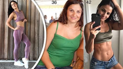 Tato maminka má recept, jak po čtyřicítce vypadat lépe než za mlada