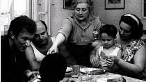 Marie Motlová jako babi Homolková