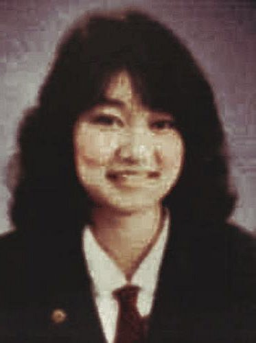 Junko Furuta.