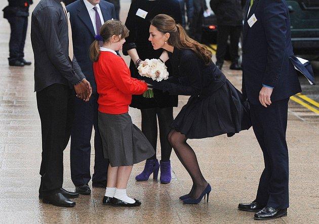 Kate bez lodiček vidíte velmi zřídka.