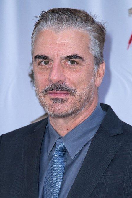 Chris Noth, který v seriálu zahrál pana Božského
