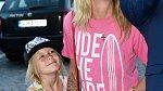 S dcerou Natálií.
