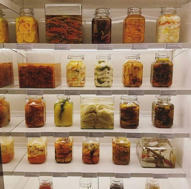 Mají muzeum zeleniny...