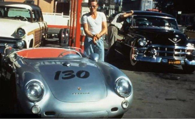 James Dean (+ 30. září 1955)