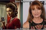 Herečka Jane Seymour coby Haiti Solitaire