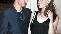 Alexis Bledel chodila čtyři roky se svým hereckým kolegou z Gilmorových děvčat.