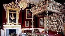 Dianina ložnice na zámku Althorp