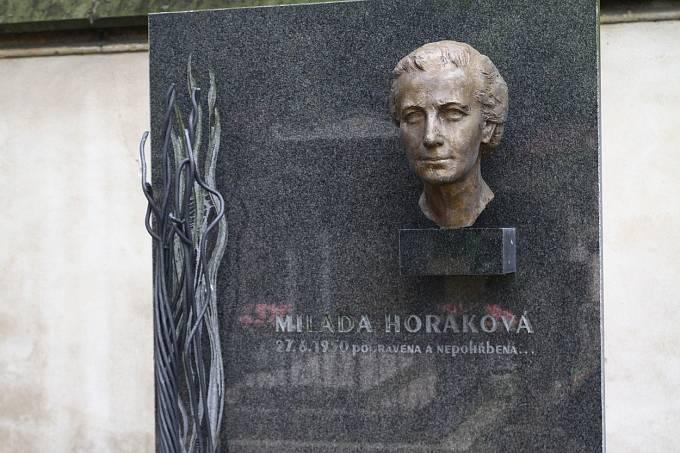 Milada Horáková se nedočkala ani pořádného pohřbu.