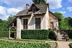 Vesnička Marie Antoinetty ve Versailles