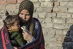 Ilustrační foto - Žena s dítětem v Egyptě