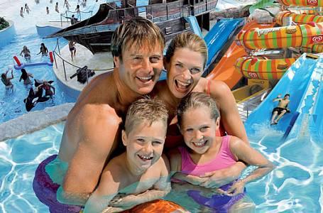Báječné jarní prázdniny v Aquapalace! Děti mají vstup za 1 korunu!