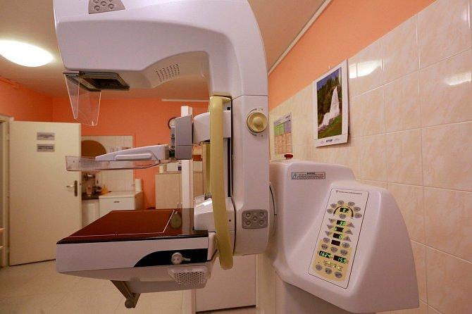 Mamograf se doporučuje všem ženám po 40.