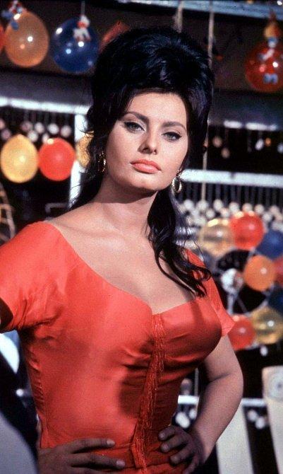 Sophia Loren si vždycky dělala, co chtěla.