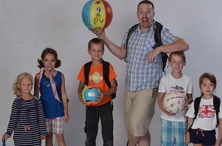 Kam poslat děti na prázdniny? Zkuste vesmírný tábor s angličtinou