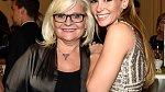 Tereza Kerndlová s maminkou Miladou