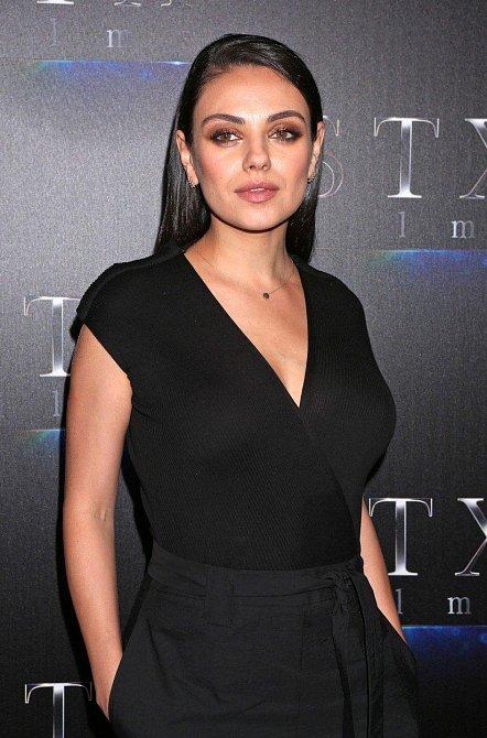 Nejlépe placené herečky roku 2017 - 5. Mila Kunis