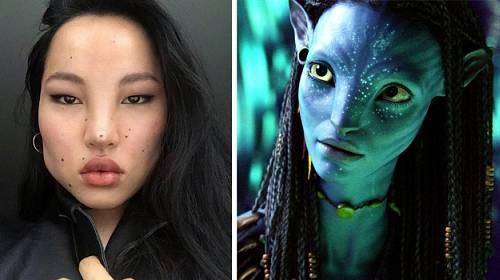 Žijící Avatarka