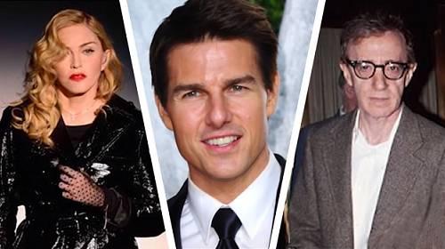 Špatní rodiče mezi celebritami