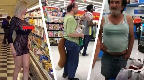 MEGAGALERIE z amerického nákupáku: TOHLE ŠÍLENSTVÍ K NÁM NESMÍ NIKDY DORAZIT!
