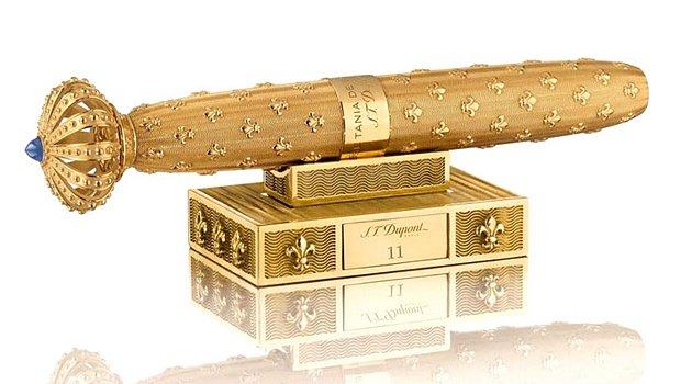 S. T. Dupont: Luxusní doplňky pro aristokracii